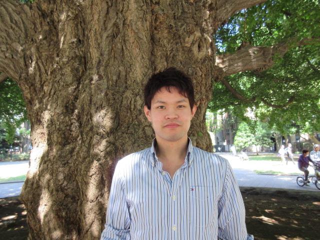 寺村 拓磨 | 東京大学工学系研究科 修士課程の画像