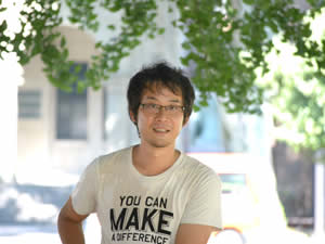 image for University of Tokyo Associate Professor: Takeshi Sato
