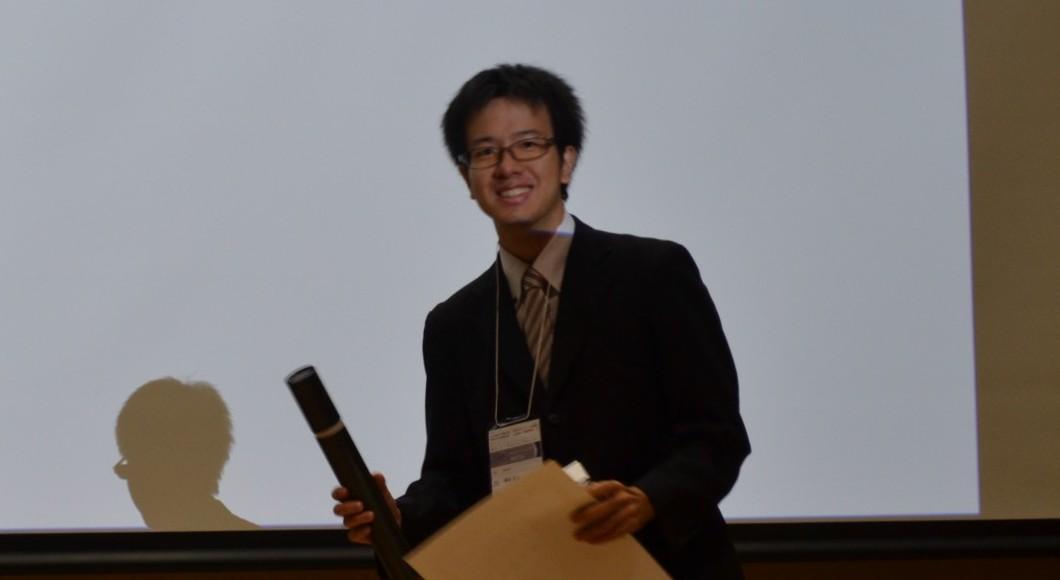 澤田亮人君が応用物理学会講演奨励賞を受賞!の画像