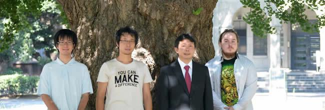 東京大学大学院工学系研究科 石川研究室メンバー紹介の画像