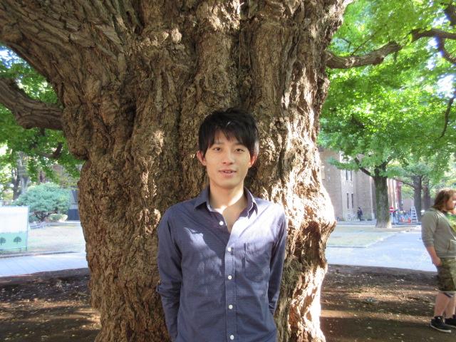 織茂 悠貴 | 東京大学工学系研究科 博士課程の画像