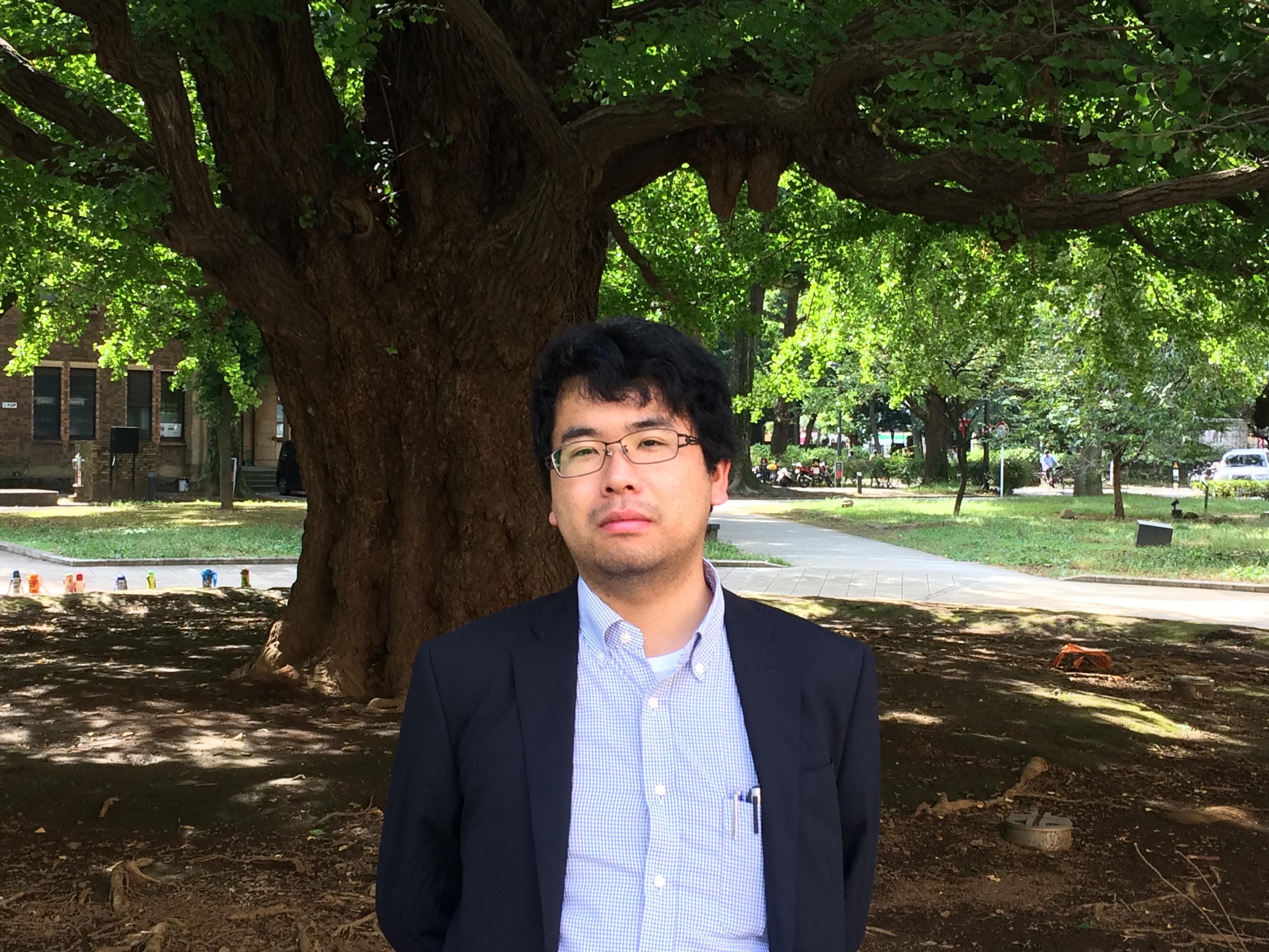 安崎 遼路 | 東京大学工学系研究科 博士課程の画像