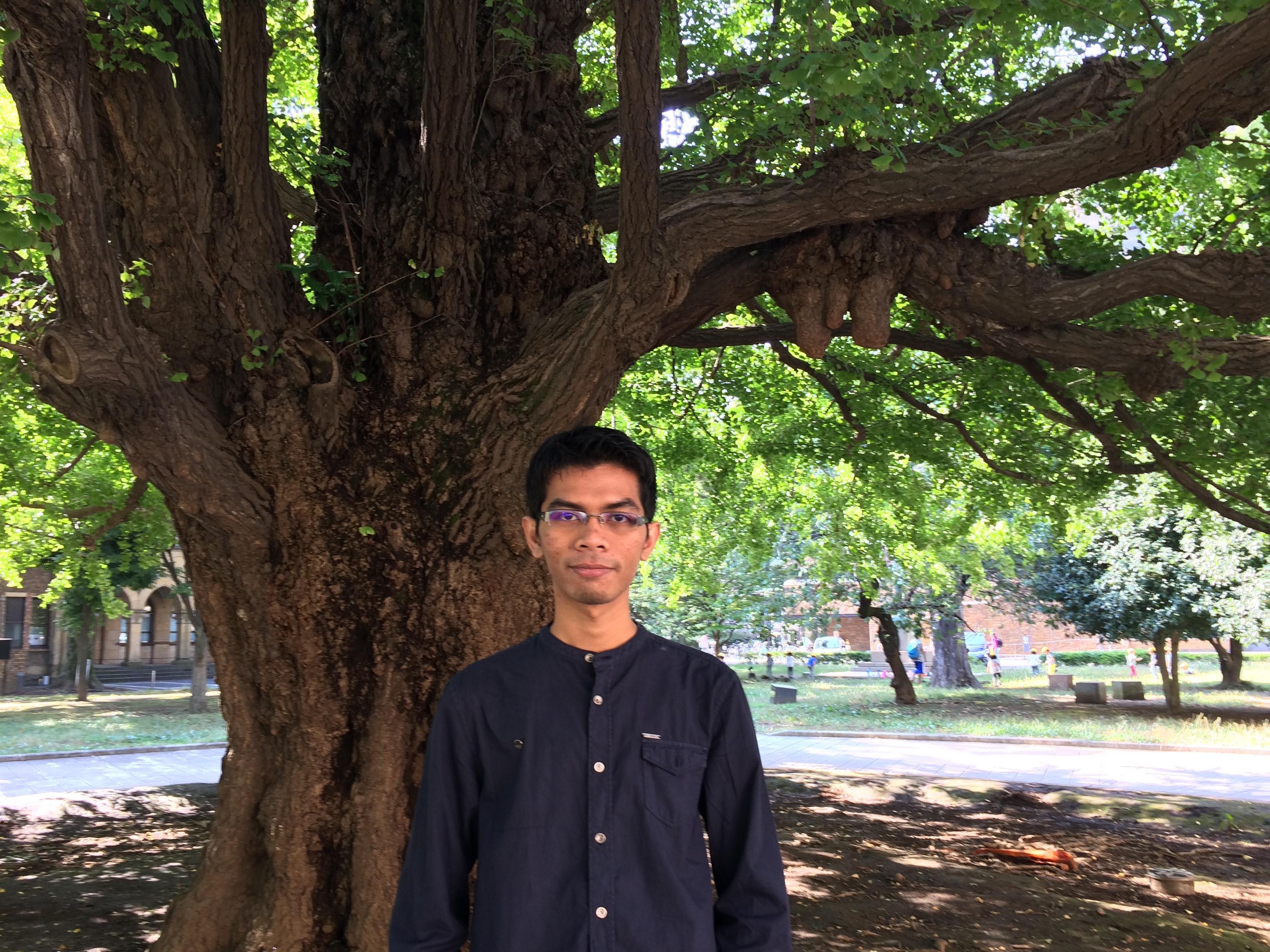 イマム ワーユタマ | 東京大学工学系研究科 博士課程の画像